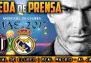 VÍDEO | Rueda de prensa de Zinedine Zidane previa al partido ante el Al Jazira