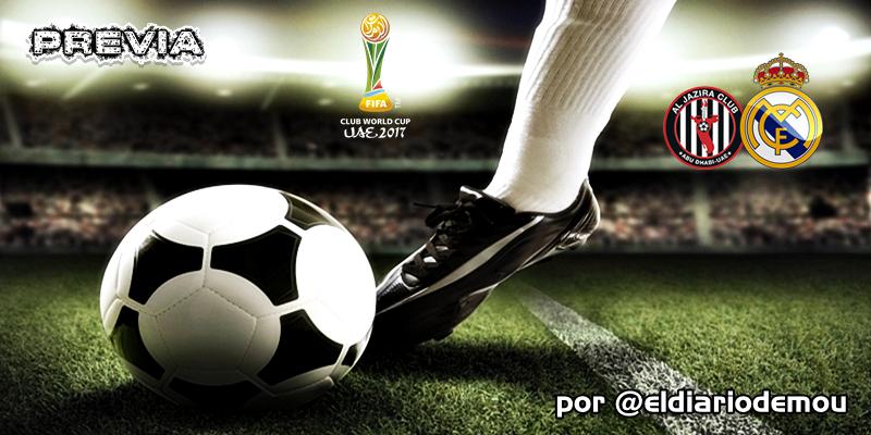 PREVIA   Al Jazira vs Real Madrid: A demostrar la superioridad