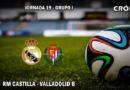 CRÓNICA | El Castilla termina la primera vuelta lanzado: RM Castilla 4 – 1 Valladolid B