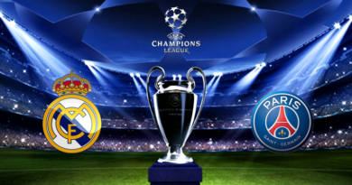 NOTICIAS   El Real Madrid se enfrentara al PSG en los octavos de final de la Champions League