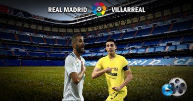 VÍDEO   Partido   Real Madrid vs Villarreal   LaLiga   Jornada 19