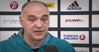 """DECLARACIONES   Pablo Laso: """"Baskonia es un equipo al que tenemos mucho respeto"""""""