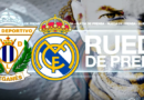 VÍDEO | Rueda de prensa de Zinedine Zidane previa al partido ante el Leganés