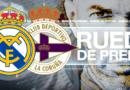 VÍDEO | Rueda de prensa de Zinedine Zidane previa al partido ante el Deportivo