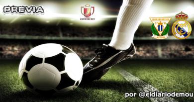 PREVIA   Leganés vs Real Madrid: Alerta roja