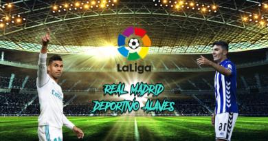 CRÓNICA | Así sí: Real Madrid 4 – 0 Alavés