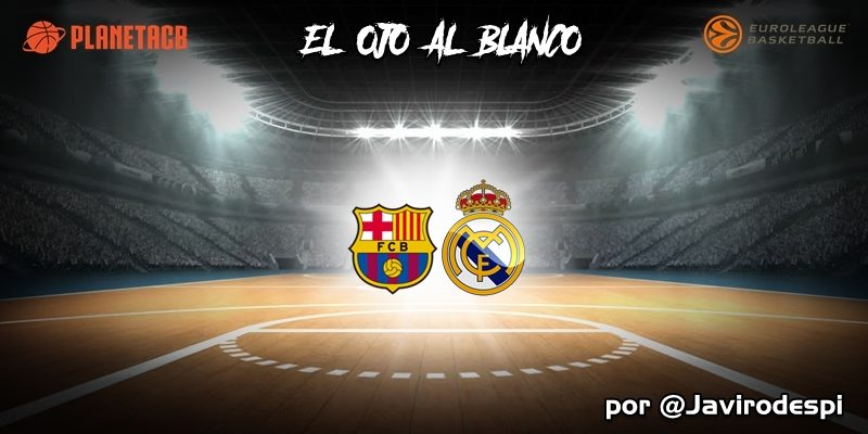 CRÓNICA | EL OJO AL BLANCO | Rodillo vengativo: FC Barcelona 74 – 101 Real Madrid