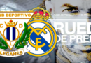 VÍDEO | Rueda de prensa de Zinedine Zidane tras el partido ante el Leganés