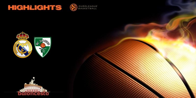 VÍDEO | Highlights | Real Madrid vs Zalgiris | Euroleague | Jornada 28