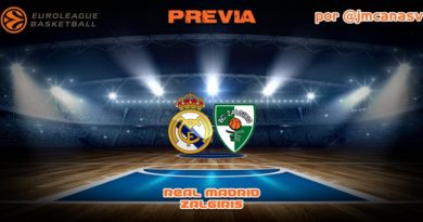 PREVIA | Real Madrid vs Zalgiris: Sin red
