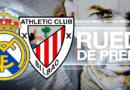 VÍDEO | Rueda de prensa de Zinedine Zidane tras el partido ante el Athletic Club