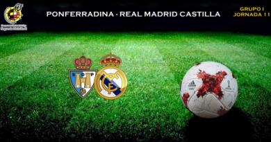 CRÓNICA | Injusta derrota en casa del líder: Ponferradina 3 – 2 Real Madrid Castilla