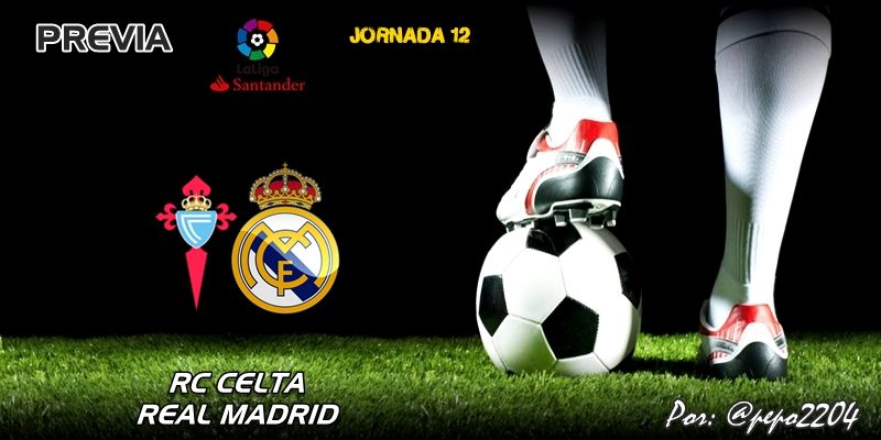 "PREVIA | Celta vs Real Madrid: ""Pedra"" de toque"