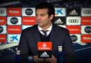 VÍDEO | Rueda de prensa de Santiago Hernán Solari tras el partido ante el Sevilla