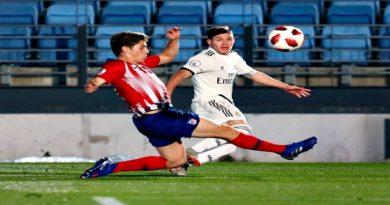 VÍDEO | Highlights | Real Madrid Castilla vs Atlético de Madrid B | 2ª División B – Grupo I | J21