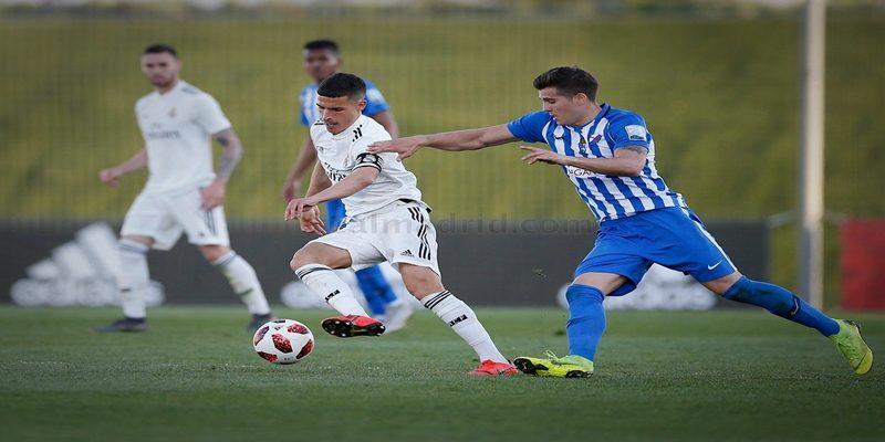 VÍDEO | Highlights | Real Madrid Castilla vs Ponferradina | 2ª División B – Grupo I | Jornada 30